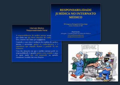 Responsabilidade jurídica no internato médico